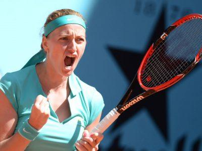 Kvitová po boji vypadla v semifinále