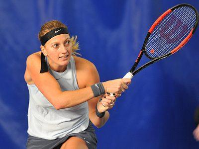 Kvitová vyhrála turnaj v Petrohradu