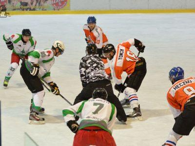 Nově vzniklé Slezské hokejové lize se daří