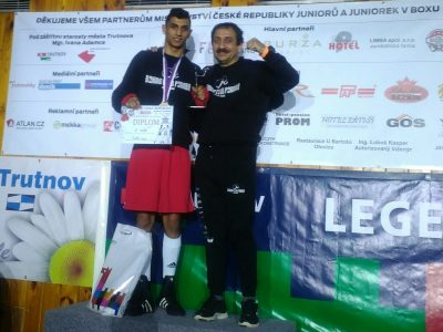 Boxing Club Poruba má 16. titul