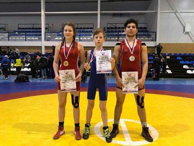 TJ Sokol Vítkovice veze 12 zápasnických medailí