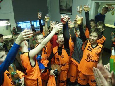 Mladí basketbalisté z Ostravy září