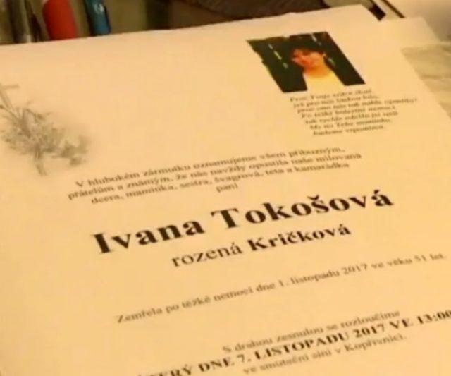 Tokošův příběh na galavečeru dojal