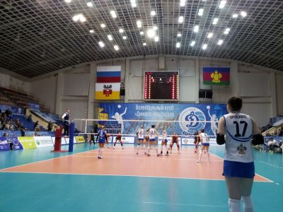 Ostravské volejbalistky v poháru skončily