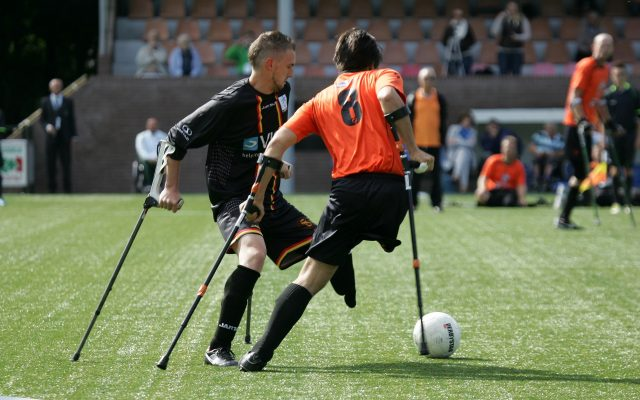 Handicapovaní sportovci