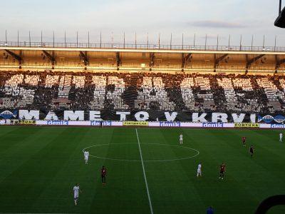 Baníku proti Spartě nepomohl ani vyprodaný stadion