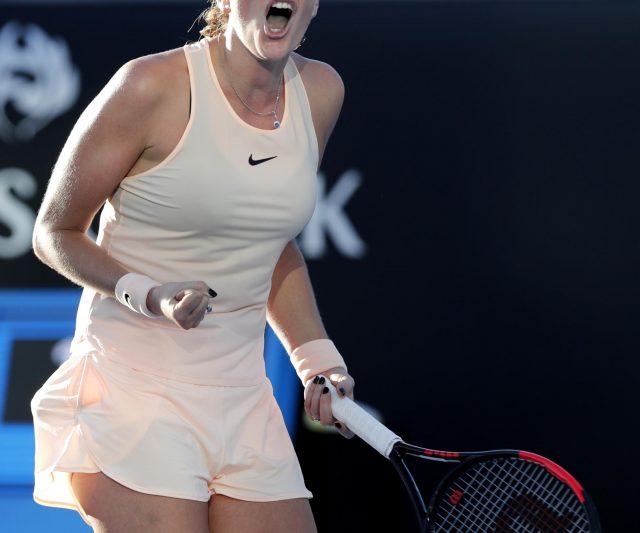 Tenistka Petra Kvitová je sedmá na světě