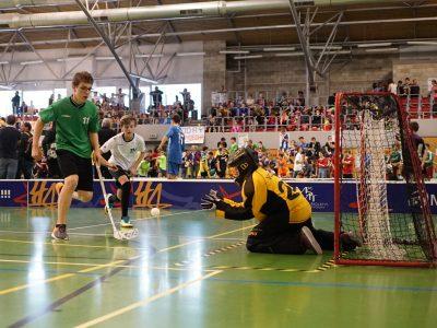 Polar Street Hockey uvede do pohybu na 7 tisíc dětí