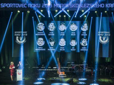Oblíbený galavečer Sportovec roku MS kraje musel být letos důvodu světové pandemie zrušen