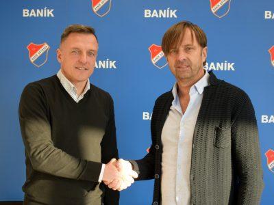 Baník si vybral jako nového trenéra Luboše Kozla